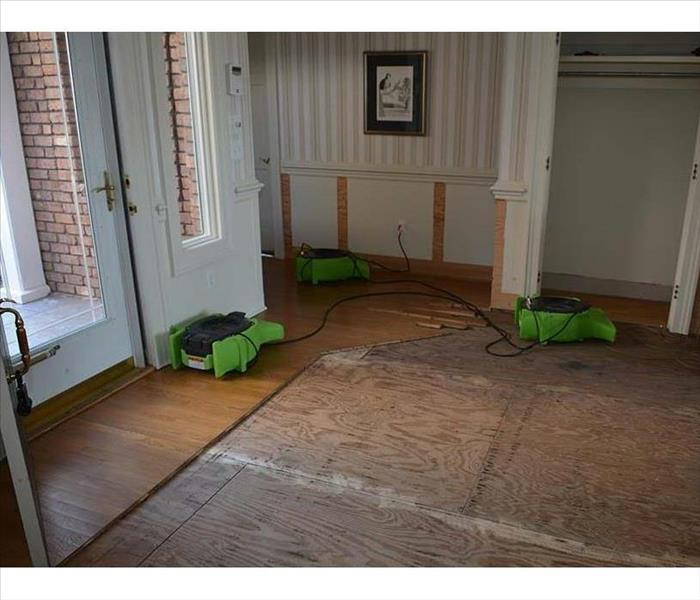 Somerville Water Damage and Fast Cleanup Before